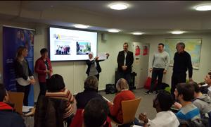 Veranstaltung IT Skills für Flüchtlinge - Bild klein